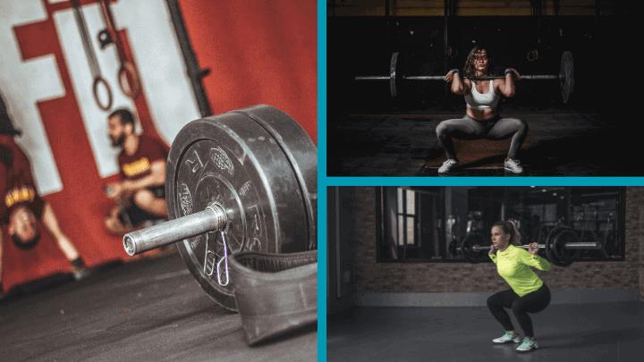 front squat vs back squat featured image